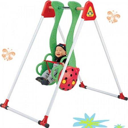 Ladybug Swing | Smiley Baby Toys - Sewa menyewa jadi lebih mudah di Spotsewa