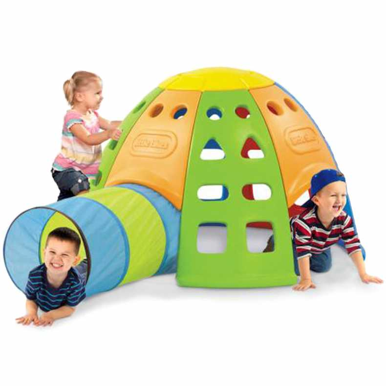 Tunnel Dome | Smiley Baby Toys