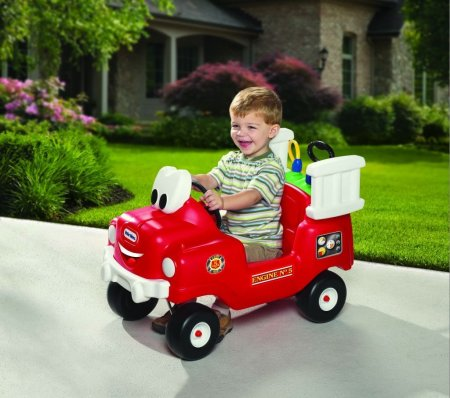 Spray and Rescue Fire Truck | Smiley Baby Toys - Sewa menyewa jadi lebih mudah di Spotsewa