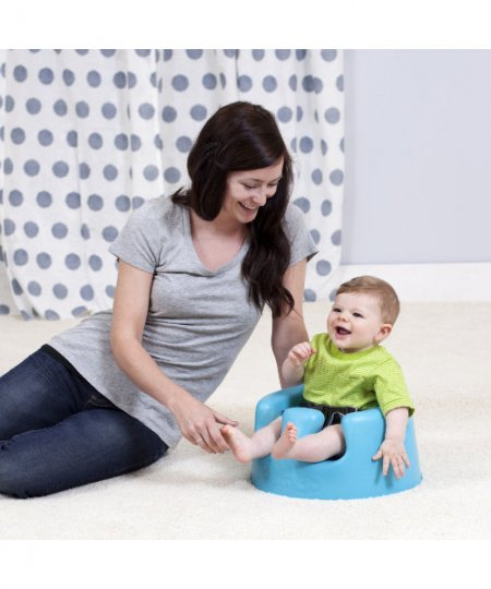 Bumbo Seat with Tray | Smiley Baby Toys