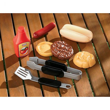 Get Out N Grill Backyard Barbeque | Smiley Baby Toys