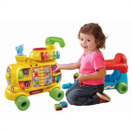 Sewa Sit to Stand Alphabet Train di toko Smiley Baby Toys daerah Jakarta Selatan, DKI Jakarta - Sewa menyewa jadi lebih mudah di Spotsewa