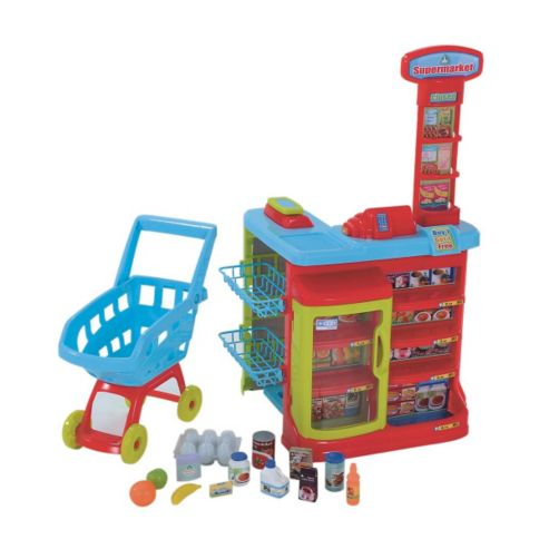 Supermarket and Trolley | Smiley Baby Toys