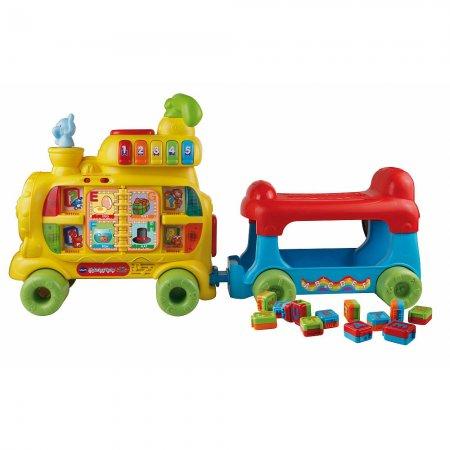 Sit to Stand Alphabet Train | Smiley Baby Toys - Sewa menyewa jadi lebih mudah di Spotsewa