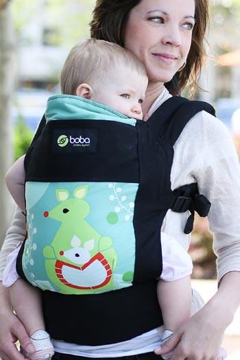 Kangaroo Baby Carrier | Smiley Baby Toys - Sewa menyewa jadi lebih mudah di Spotsewa
