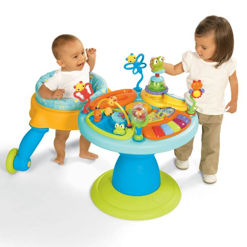 Bright Starts Around We Go Activity Station | Beeboo Toy Rental - Sewa menyewa jadi lebih mudah di Spotsewa