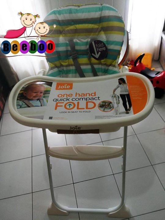 Sewa Joie Snacker High Chair di toko Beeboo Toy Rental daerah Tangerang, Banten - Sewa menyewa jadi lebih mudah di Spotsewa