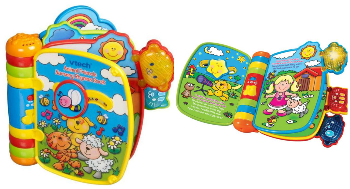 Vtech Nursery Rhyme Book | Beeboo Toy Rental - Sewa menyewa jadi lebih mudah di Spotsewa