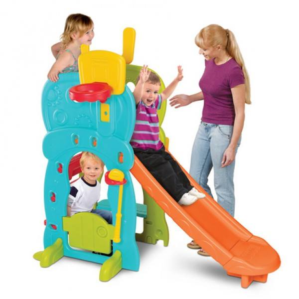 Grow n Up 5 in 1 Club House Slide | Beeboo Toy Rental - Sewa menyewa jadi lebih mudah di Spotsewa