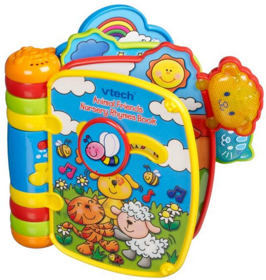 Vtech Nursery Rhyme Book | Beeboo Toy Rental