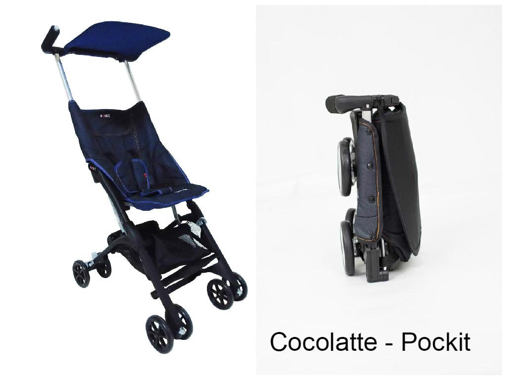 Stroller Cocolatte Pock It | Beeboo Toy Rental - Sewa menyewa jadi lebih mudah di Spotsewa
