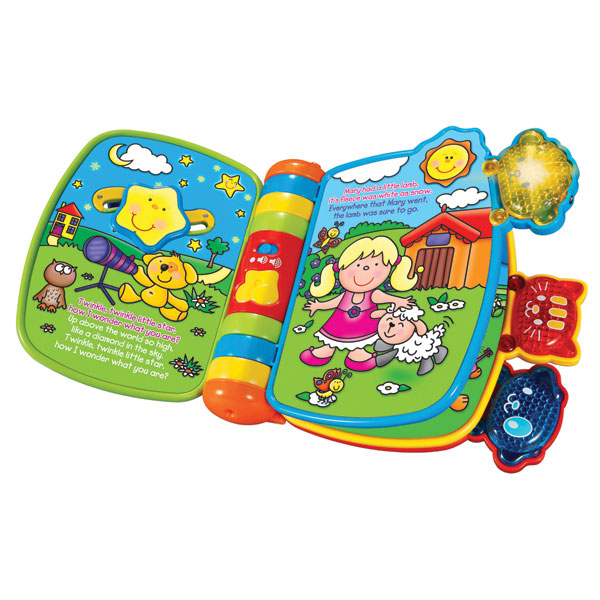 Vtech Nursery Rhyme Book | Beeboo Toy Rental