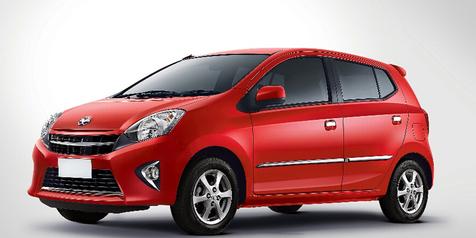 Toyota Agya | Auto Verhuur Bali