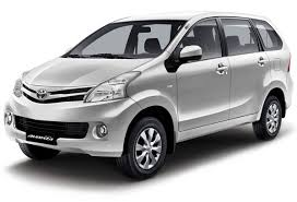 Toyota All New Avanza | Auto Verhuur Bali