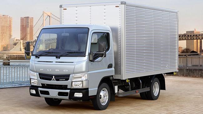 Mitsubishi Fuso | DLB Express
