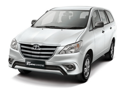 Toyota All New Innova | Auto Verhuur Bali
