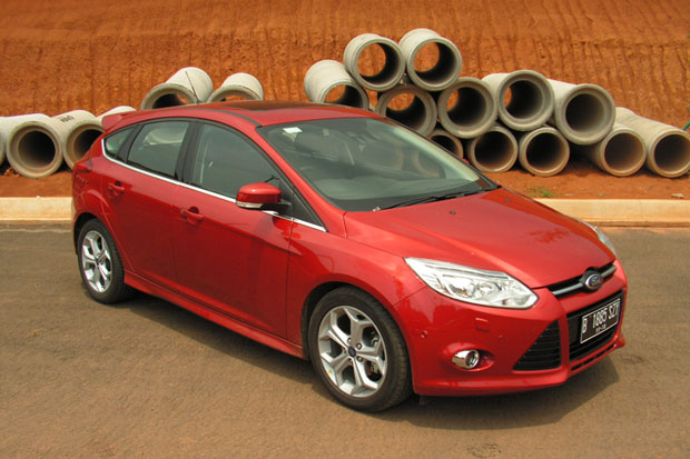 Ford Focus | Jaya Motor Rent A Car