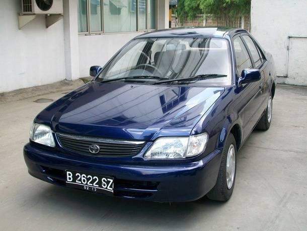 Sewa Toyota Soluna di toko Jaya Motor Rent A Car daerah Jakarta Selatan, DKI Jakarta - Sewa menyewa jadi lebih mudah di Spotsewa