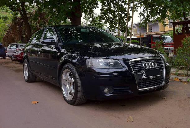 Audi A3 1.8 Turbo | Jaya Motor Rent A Car - Sewa menyewa jadi lebih mudah di Spotsewa