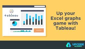 Up your Excel graphs game with Tableau! featured image