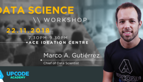 Data Science Workshop featured image