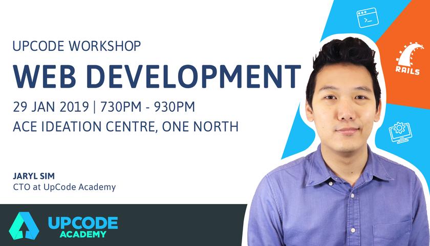 Web/ App Development Workshop for Beginners featured image