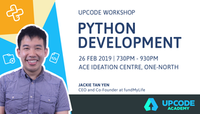 Python Development Workshop for Beginners featured image