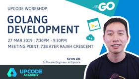 Golang Developement Workshop featured image