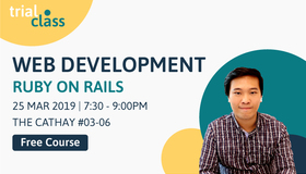 Web/App Development Trial Class featured image