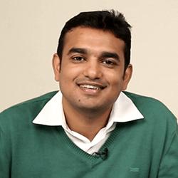 Byomkesh Kumar, Sr. Manager Digital & Brand Marketing