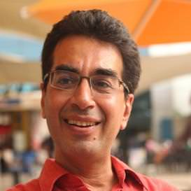 Ashok Lalla, Independent Digital and Marketing Advisor