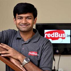 Phanindra Sama, Founder, Redbus