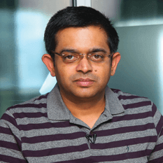 Tathagat Varma, Agile Leader of the Year, ex-Yahoo 2015