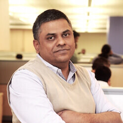 Ambareesh Murty, Co-Founder Pepperfry