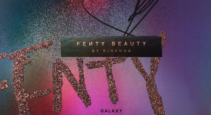fenty beauty galaxy feature