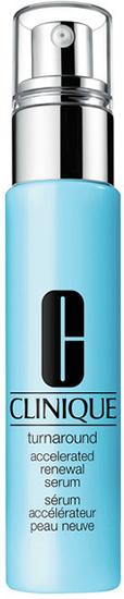hot humid skincare essentials Clinique Turnaround Accelerated Renewal Serum