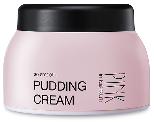hot humid skincare essentials Pink by Pure Beauty So Smooth Pudding Cream