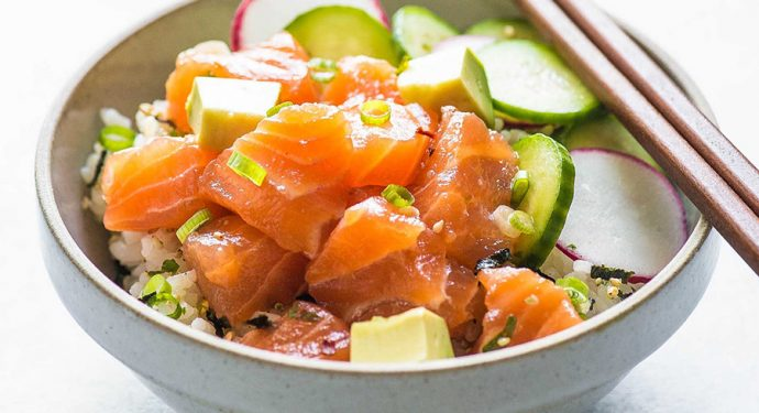 poke bowl singapore feature