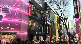 seoul korea shopping guide feature