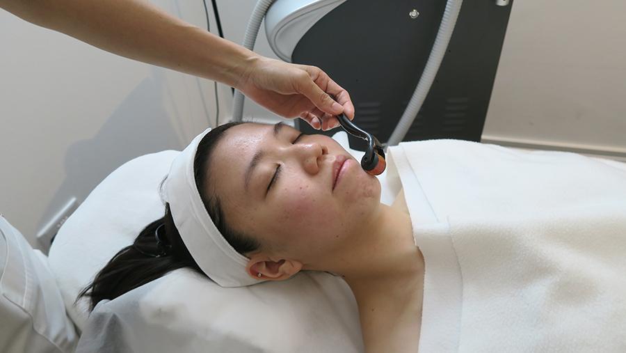tired skin facial estheclinic 2