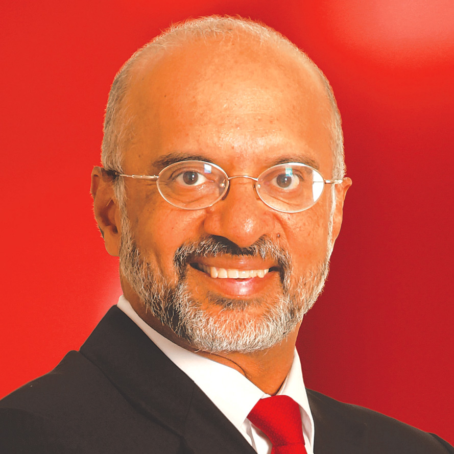 Piyush Gupta, CEO and Director, DBS Group