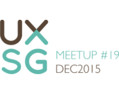 UXSG Meetup #19 - Open Space | Wednesday, 2 Dec 2015