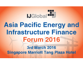 Asia Pacific Energy and Infrastructure Finance Forum 2016