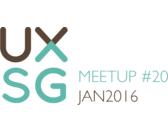 UXSG Meetup #20 - Open Space | Wednesday, 20 Jan 2016