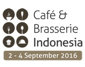 Visitor Registration of Café & Brasserie Indonesia 2016