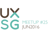 UXSG Meetup #25 - Open Space | Tuesday, 14 June 2016