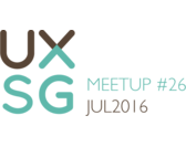 UXSG Meetup #26 - Open Space | Tuesday, 19 July 2016