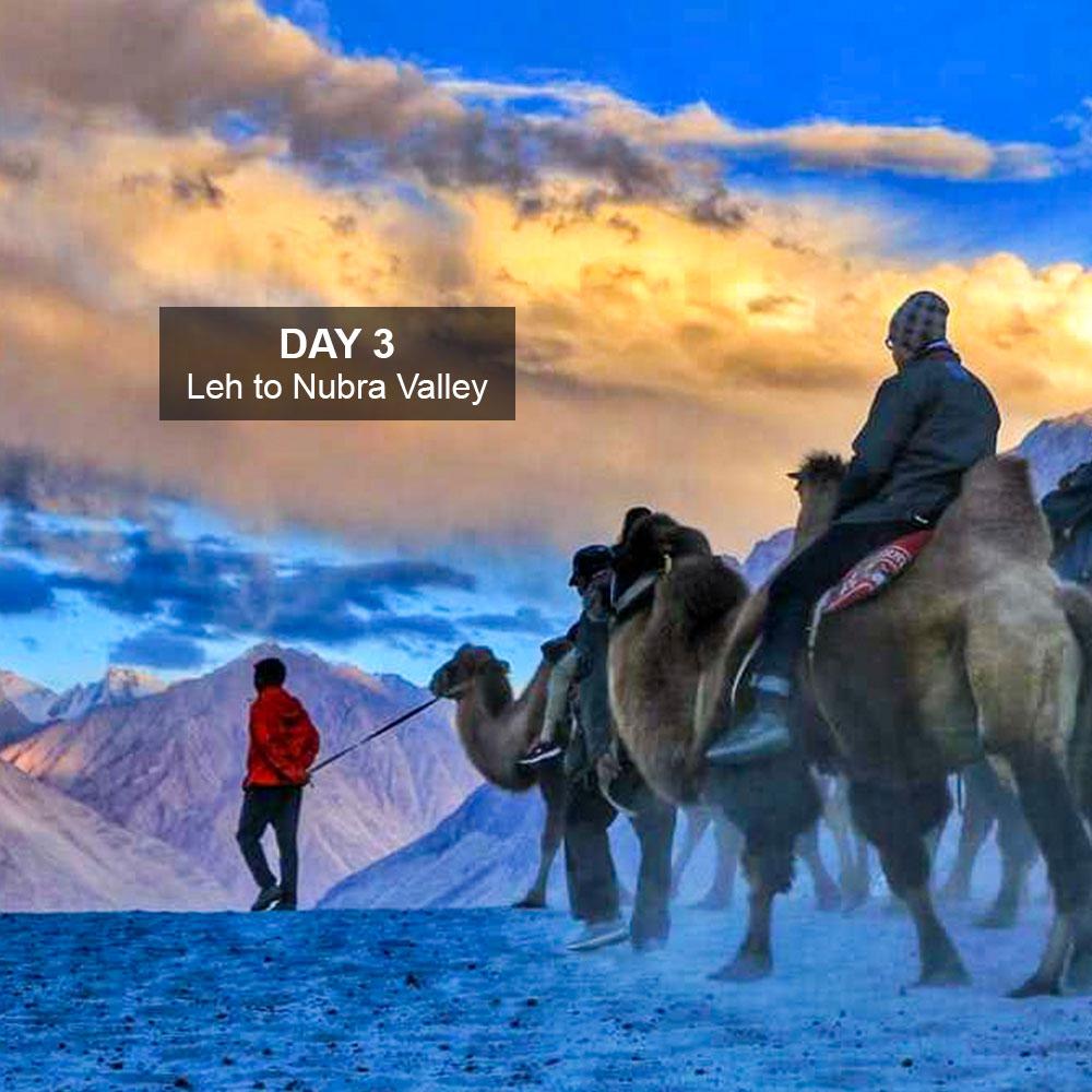 Spectacular Leh Ladakh Fixed Departure Package