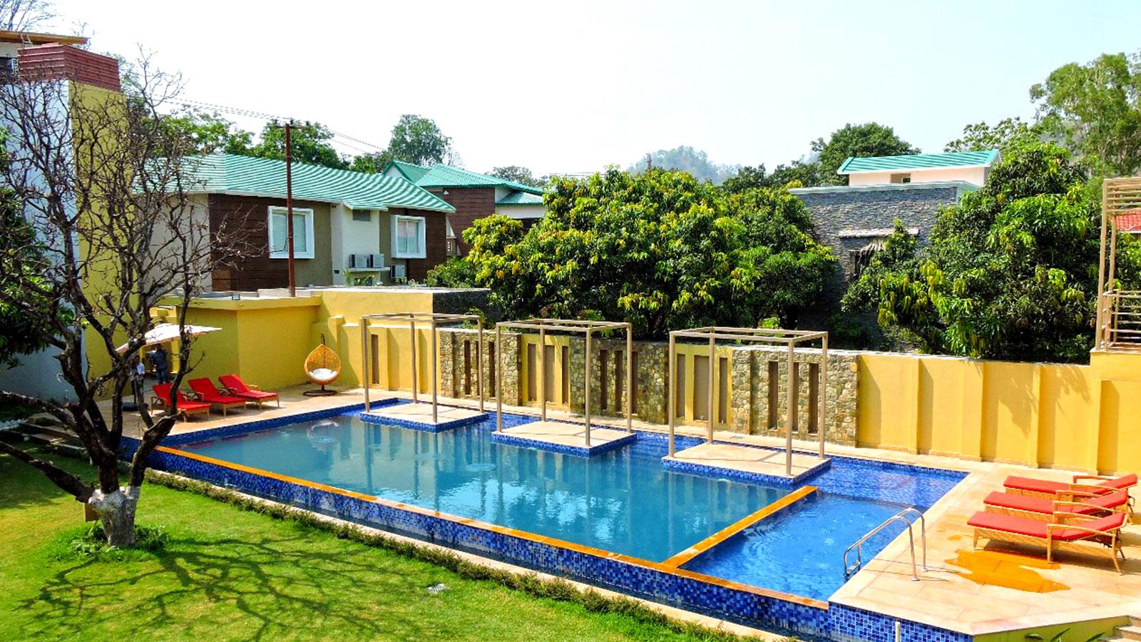 Beyond Stay Vasavana Resort Corbett