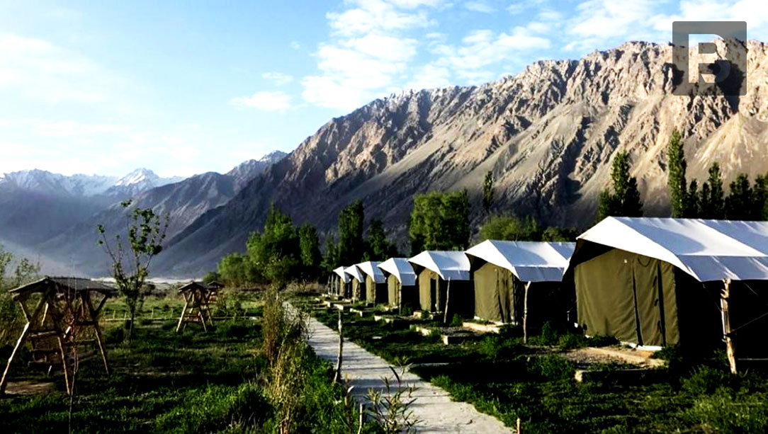 Beyond Stay Cold Desert Camp, Nubra